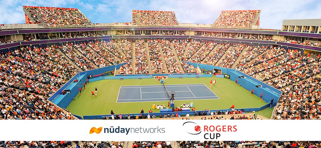 Nuday Enjoys the 2019 Rogers Cup with Clients