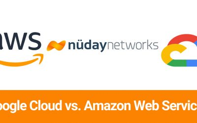 Google Cloud Platform vs. Amazon Web Services