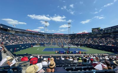 Nuday at National Bank Open (Powered by Rogers) 2021